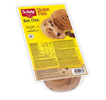 Amazon.com: Schar Bon Choc sándwiches sin gluten postres con ...