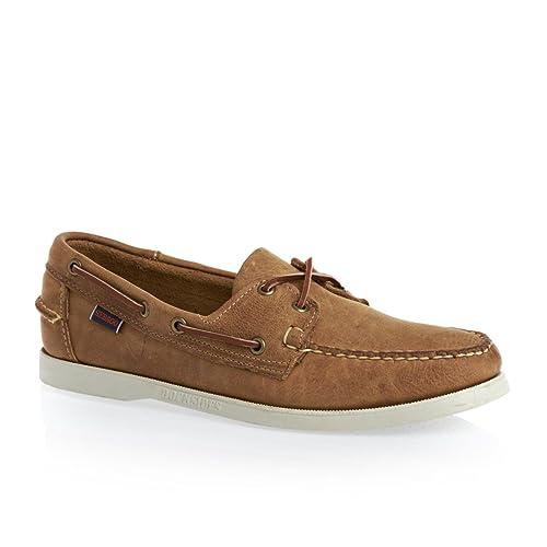 853985cc7c41 Amazon.com   Sebago Men s Docksides Boat Shoe   Loafers   Slip-Ons