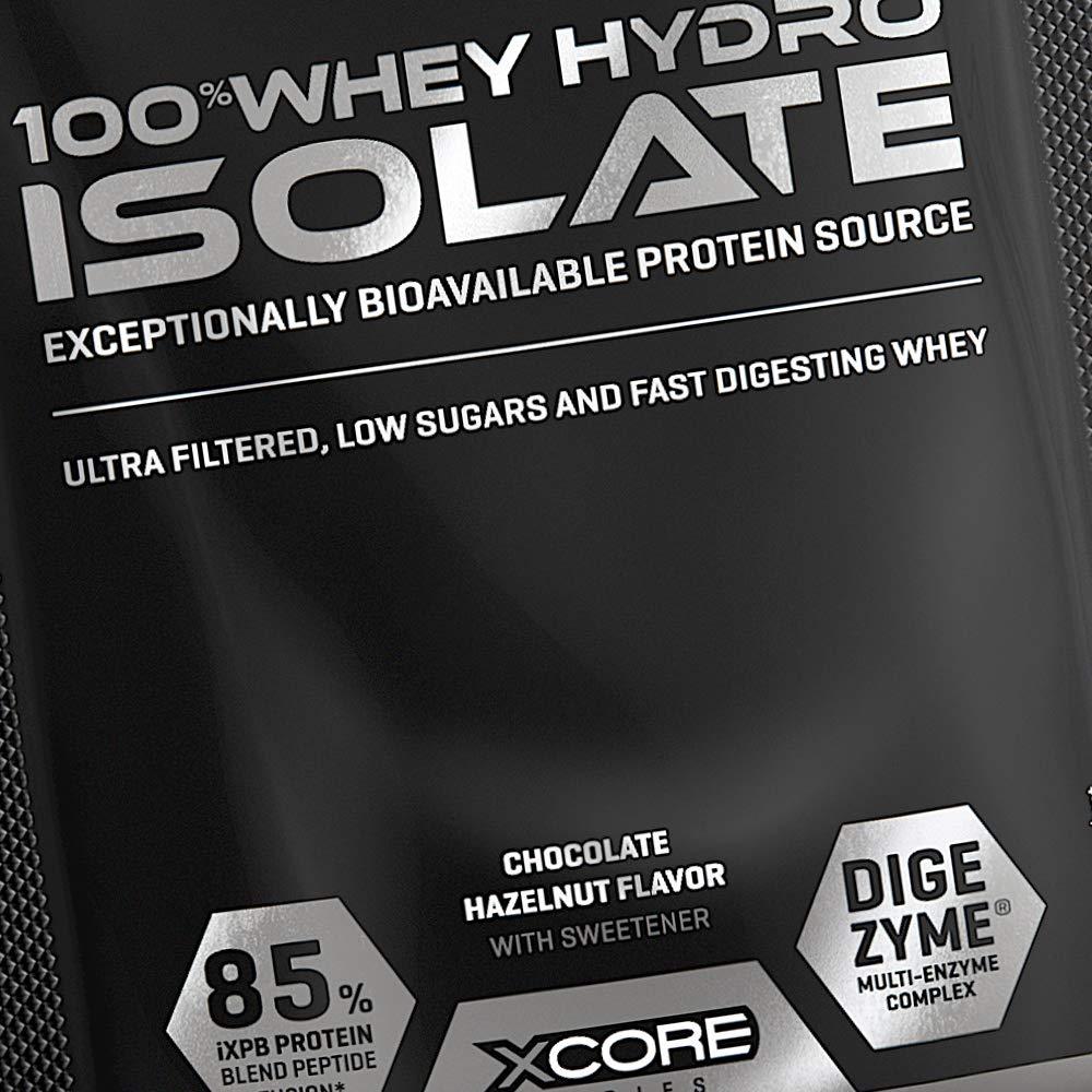 Sachet 100% Whey Hydro Isolate SS 31 g: Amazon.es: Salud y ...