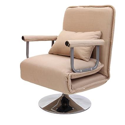 Amazon.com: Silla plegable de oficina, sofá silla, cama ...