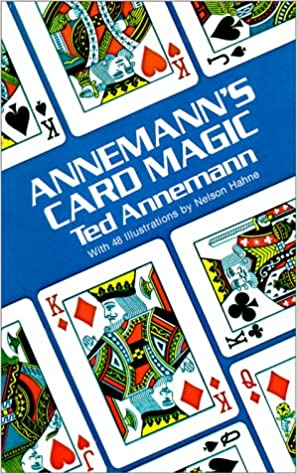 Download Annemann's Card Magic PDF, azw (Kindle), ePub, doc, mobi