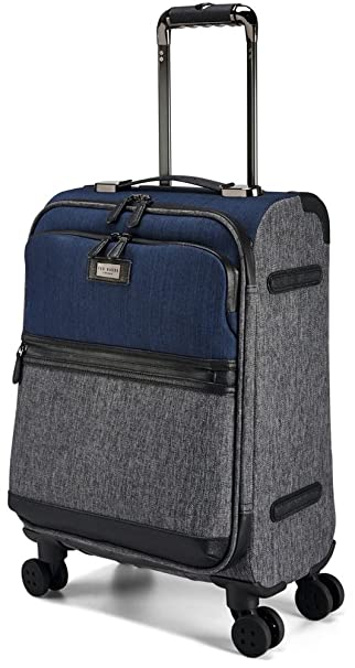 647662ef9465 Amazon.com | Ted Baker Men's Brunswick Collection Small Carry-on ...