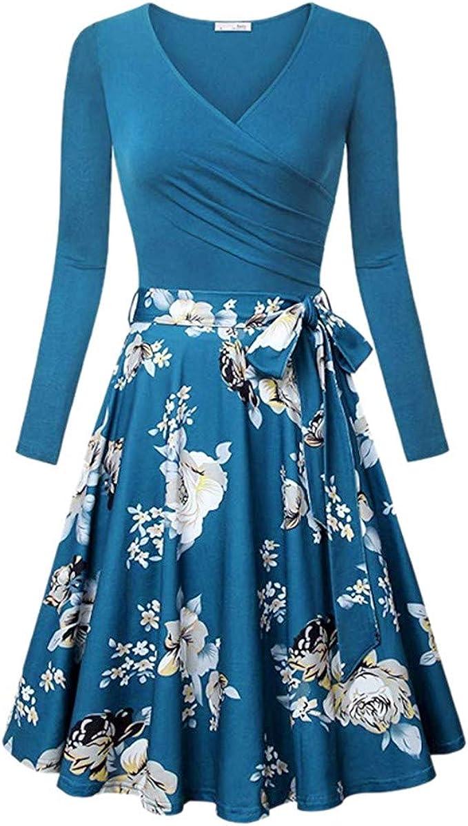 Oliviavan Kleider,Damen Kleid Elegant Spitzen Kleid Schulterfrei
