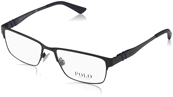 8bb0849689bd Image Unavailable. Image not available for. Color: Polo Men's PH1147  Eyeglasses Matte ...