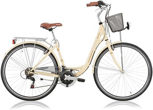 VTC CENTRAL PARK - Bicicleta para mujer (28 pulgadas, 18 ...