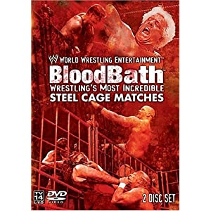 WWE: Bloodbath - Wrestling's Most Incredible Steel Cage Matches (2003)