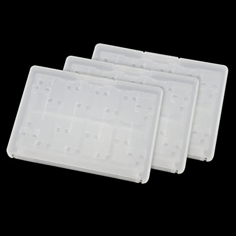Amazon.com: Asiv 3 pcs plástico negro 18 en 1 juego y la ...
