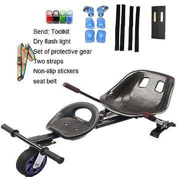 Amazon.com: CXLZJ Hoverkart Go Kart-Adjustable para ...