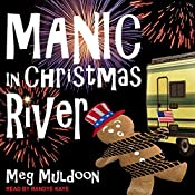 Manic in Christmas River: Christmas River Cozy Series, Book 6 | Meg Muldoon