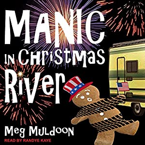 Manic in Christmas River Audiobook