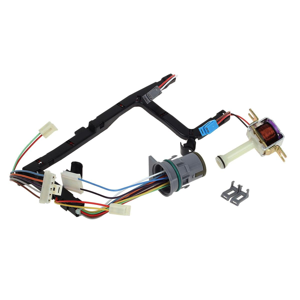2000 Ford F150 Tcc Solenoid And Wiring Harness 46 Diagram 2002 F 150 Amazon Com Torque Converter Lock Up Solenoids Transmissions 6118mgspbll Sl1200 At