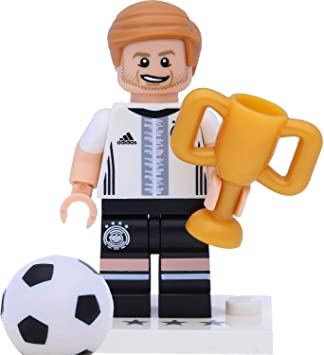 top 71014 21 Reus Lego Minifigures Serie DFB komplett