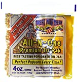 Best Oz Pouches - Great Northern Popcorn Premium Popcorn Portion Pack, 4 Review
