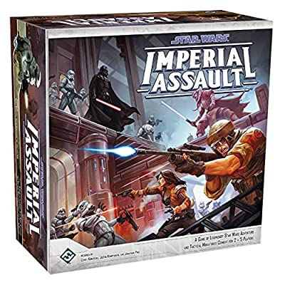 Star Wars: Imperial Assault: Konieczka, Corey, Ying, Jonathan, Kemppainen, Justin: Toys & Games