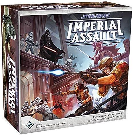 Star Wars Juego de Mesa de Asalto Imperial»: Amazon.es: Juguetes y ...