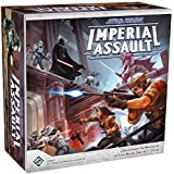Fantasy Flight Games SWI01 Star Wars Imperial Assault - Base Game / Board Game