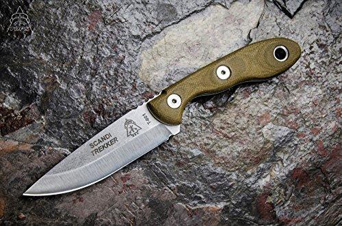 TOPS Knives Tops Scandi Trekker
