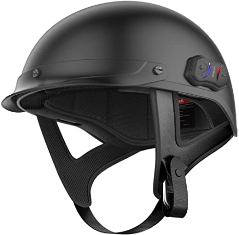 Amazon.com: Sena Cavalry 1/2 Bluetooth para Moto Casco ...