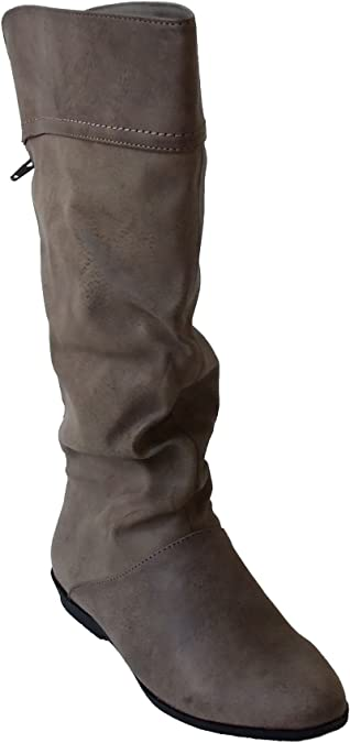 Freckles Wide Calf Boots (5.5