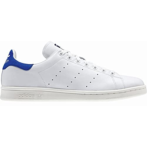 Adidas Stan Smith, Sneaker Unisex adulto, bianco, 48.7
