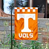 College Flags and Banners Co. Tennessee Volunteers Checkerboard Garden Flag