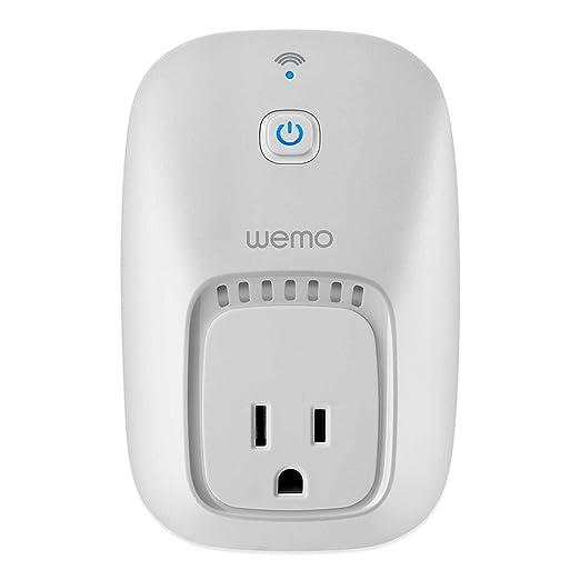 Review Wemo Smart Plug, WiFi