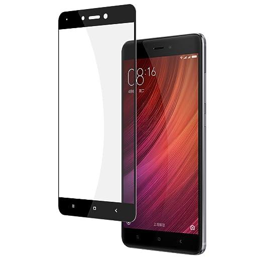 """6 opinioni per Pellicola protettiva per Xiaomi Redmi Note 4X 5.5"""", Olycism Ultra-sottile 2.5D"""
