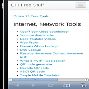 ETI Online Tools: Amazon ca: Appstore for Android