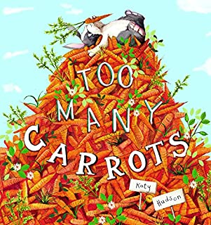 Book Cover: Too Many Carrots