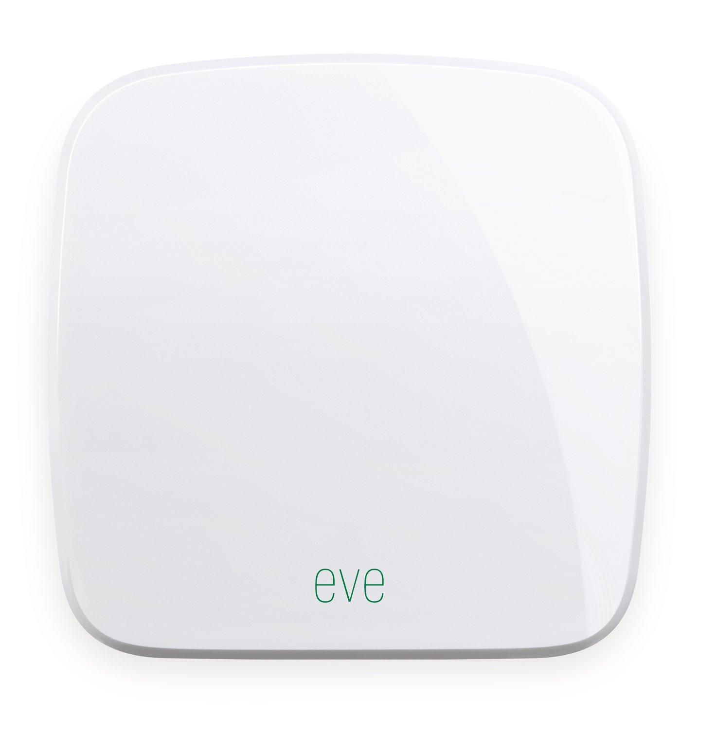 Elgato Eve Weather (1st Generation) - Wireless Outdoor Sensor with Apple HomeKit technology, Bluetooth Low Energy
