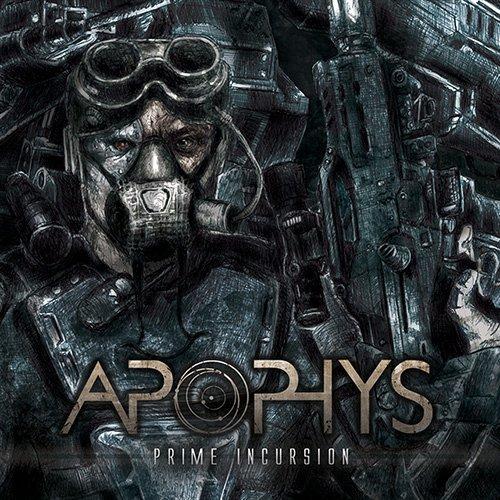 CD : Apophys - Prime Incursion (CD)