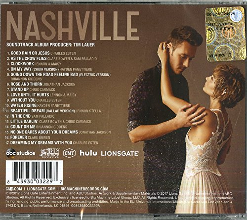 Review The Music of Nashville
