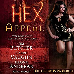 Hex Appeal Audiobook