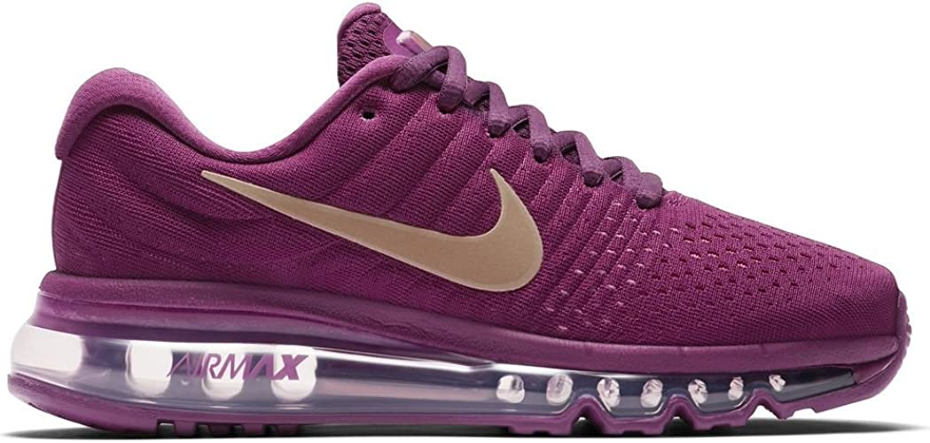 designer fashion arriving new appearance Nike AIR Max 2017 (GS)/Violet: Amazon.fr: Chaussures et Sacs