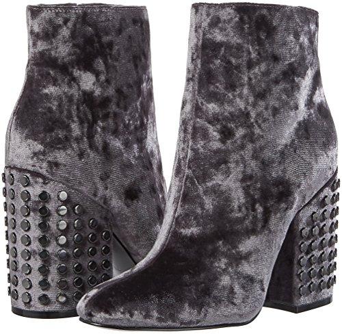 Kendall 2354 Kkbaker2 Velvet Grey14 Kylie Dk Si Damen Crushed Stiefel and Afoga Grau gqwagrfx