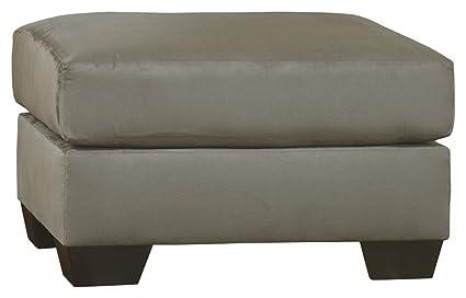 Amazon Com Ashley Furniture Signature Design Darcy Ottoman