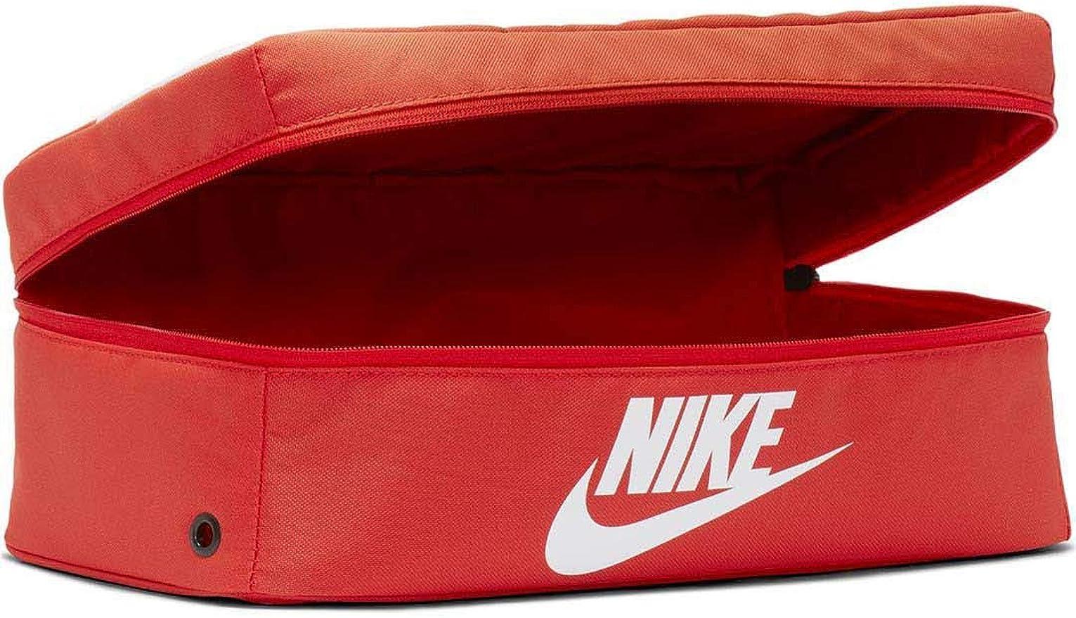 Nike Mens Shoe Box Bag One Size Orange White: Amazon.es: Ropa y accesorios