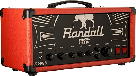 Amazon.com: Randall SATAN Guitar Amplifier Head, Ola Englund Signature: Musical Instruments