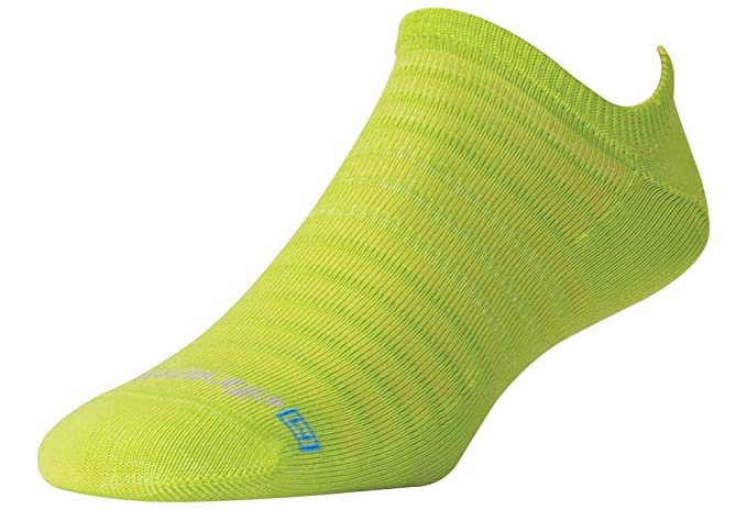Amazon.com: Drymax Hyper Thin Running Green No Show Socks (Dmx-Run-1242): Sports & Outdoors