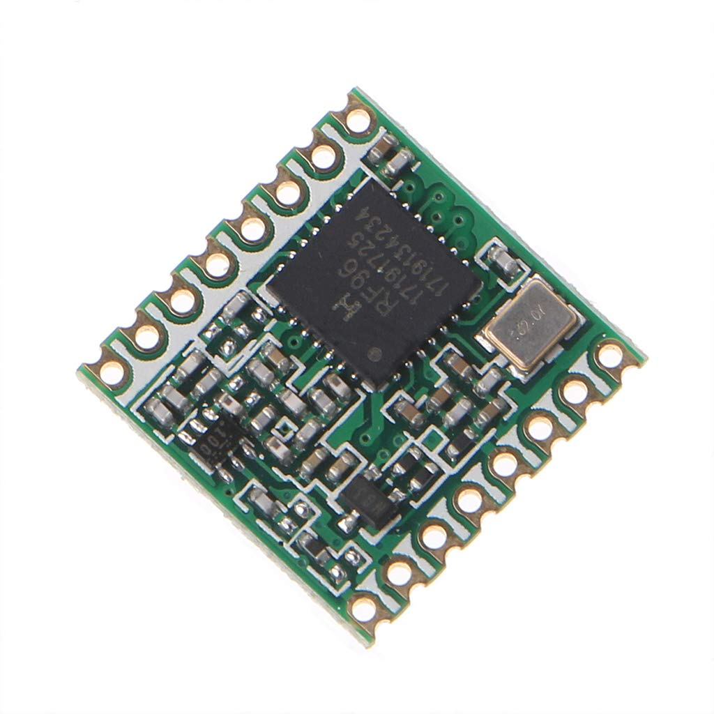 Anjuley RFM95 RFM95W SX1276 Module /émetteur-r/écepteur sans Fil Emetteur-r/écepteur sans Fil LoRaTM