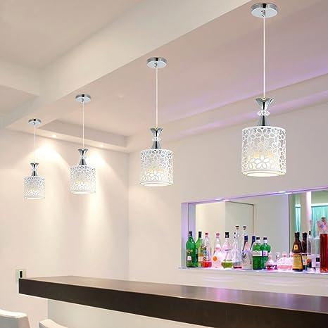 Nclon Moderna Simple Creativo Lámpara de techo,Personalidad Comedor ...