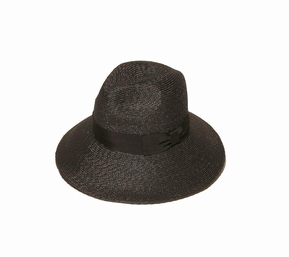 Gottex Women s Alhambra Packable Fedora Sun Hat 519f9e1d3784