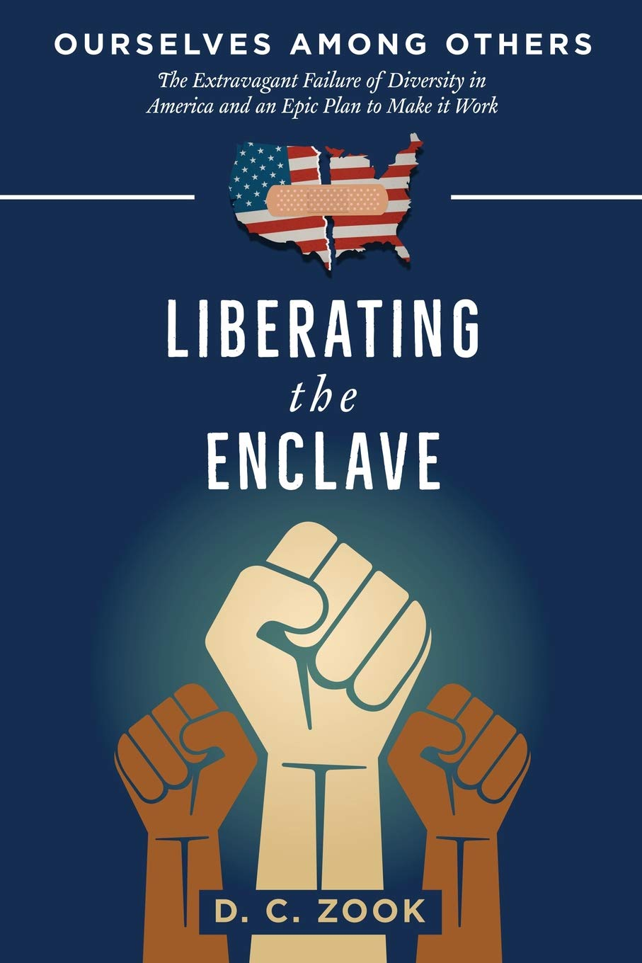 Liberating the Enclave (Ourselves Among Others: The Extravagant Failure of Diversity in America and An Epic Plan to Make It Work) (Volume 2) PDF