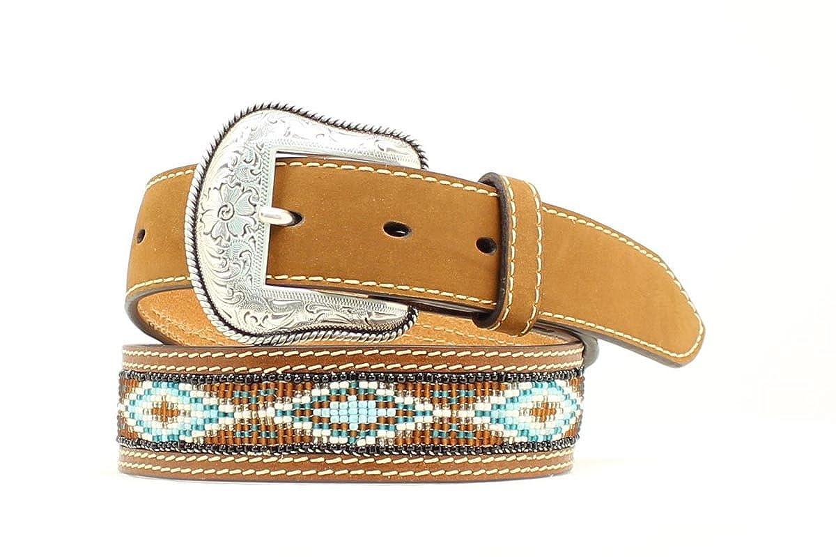 Nocona Boys Multi Color Embroidered Belt