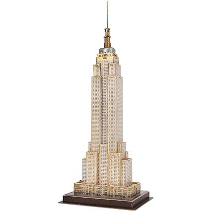 amazon com cubicfun mini architectural ny model craft kits 3d