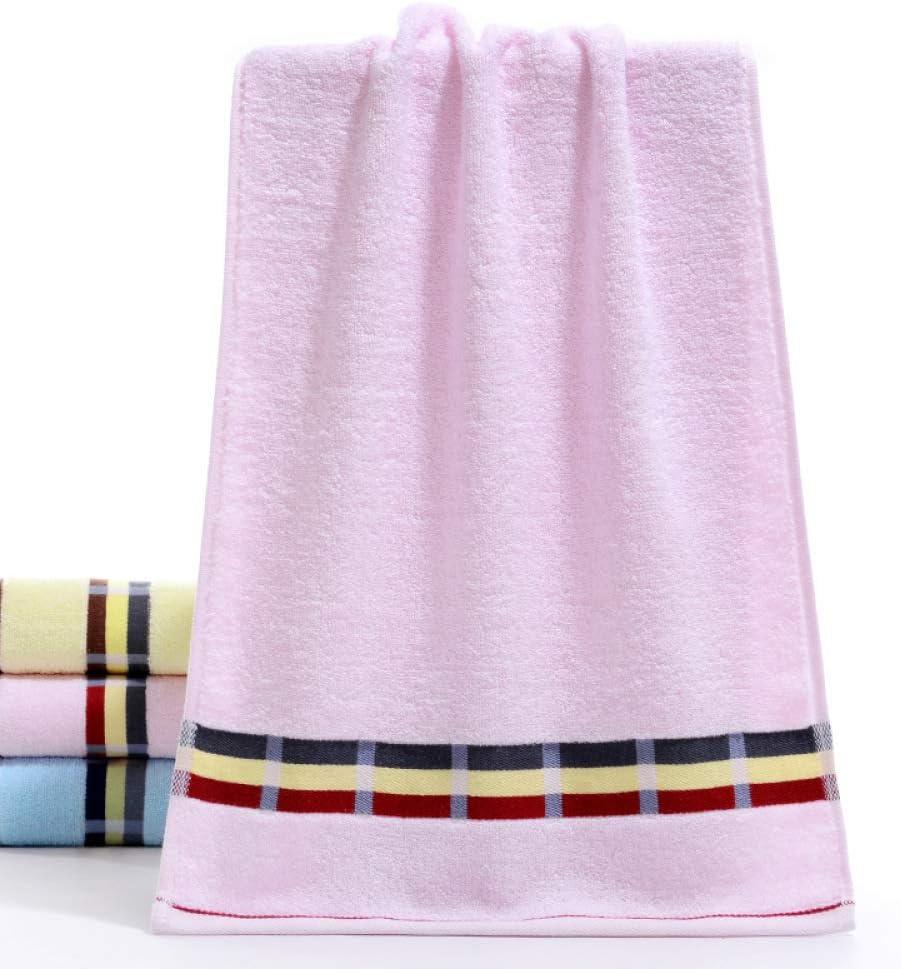 YIWAN Toalla de algodón Rotos Jacquard Resistente a la ...