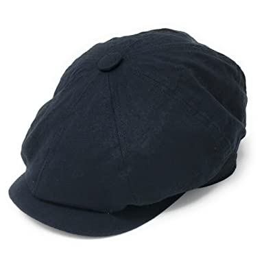 7db3d0181a2 Cotswold Country Hats Linen Gatsby 8-Piece Cap. Fully Lined  Amazon.co.uk   Clothing