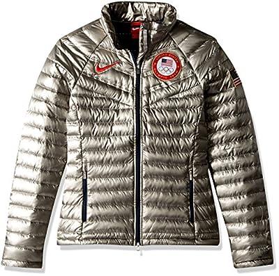 Nike Women's Aeroloft 800 Summit Olympics USA Jacket
