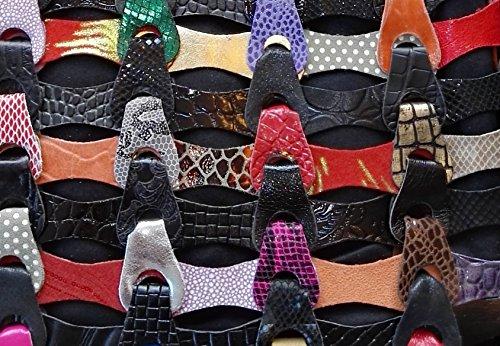 hombro al Piel para Denmark negro de multicolor Bolso mujer Octopus OCFqO