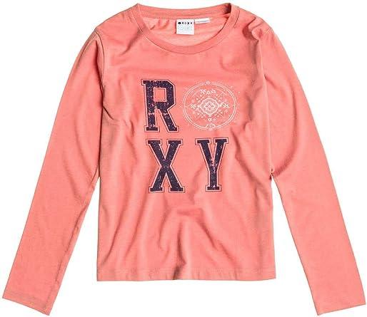 Roxy Rox On B - Camisa/Camiseta para niña: Amazon.es: Ropa y accesorios